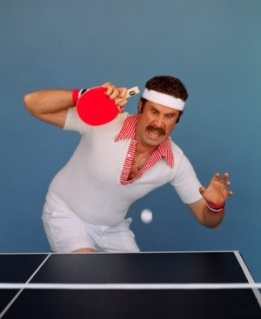 ping pong with will